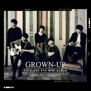 [Descarga] 4 Mini-Álbum Coreano Grown-Up – FTISLAND